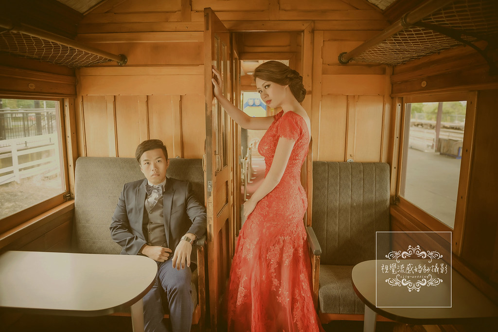 海外婚紗攝影,紐西蘭(新西蘭)NEW ZEALAND婚紗,但尼丁車站Dunedin婚紗,紐西蘭南島婚紗