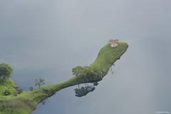 Isla flotante (Guido De León) Tags: colombia guatape