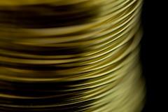 Gold-3 (Lo8i) Tags: 7dos gold macro macromonday abstract