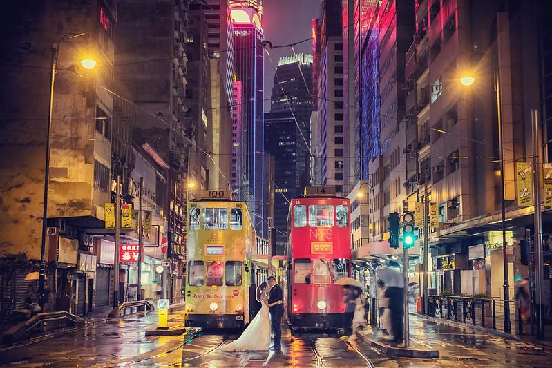 """""""香港婚紗,婚紗攝影,香港叮叮車,香港婚紗相,香港澳門婚紗,海外婚紗"""""""