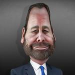 Rick Gates - Caricature thumbnail