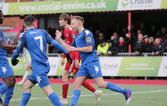 Worthing 3 Lewes 4 12 01 2019-288.jpg (jamesboyes) Tags: lewes worthing sussex bostik premier isthmian football soccer nonleague sports amateur goals score tackle celebrate kick ball boots mud floodlights rooks canon photography dslr 70d