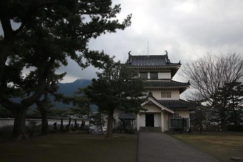 Shimabara Castle Yagura