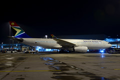 South African Airways -  Airbus A330-200 - ZS-SXU (yak_40) Tags: wef2019 zrh southafricanairways a330 airbus330 airbus330200 airbus330243 zssxu