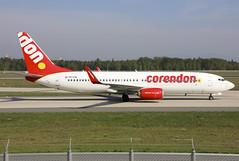PH-CDH (QC PHOTOGRAPHY) Tags: frankfurt mian germany april 22nd 2018 corendon dutch airlines b737800wl phcdh