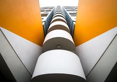 """Spinal Column"" (Le Vieux Geek) Tags: 6dmkii beaugrenelle canoneos6dmarkii facebook flickr gurushots instagram paris samyang14mmf28edasifumc architecture insolite untitled"