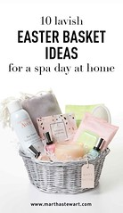 Basket Gifts : 10 Lavish Easter Basket Ideas for a Spa Day at Home | Martha Stewart Living – Th… (giftsmaps.com) Tags: gifts