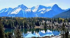 Magnificent Colorado (M McBey) Tags: colorado mountains lake rockies reflection trees d7100 nikon 18200