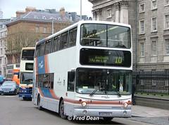Dublin Bus AV178 (01D70178). (Fred Dean Jnr) Tags: april2005 dublin dublinbus busathacliath cityswift volvo b7tl alexander alx400 collegegreendublin pboro dublinbusroute10 av178 01d70178