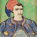 The Zouave (1888) by Vincent Van Gogh. Original from the MET Museum. Digitally enhanced by rawpixel.