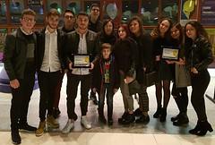 """55° CONVEGNO INTERNAZIONALE DI STUDI PIRANDELLIANI DUE PREMI AL LICEO SCIENTIFICO """"E. FERMI"""" DI MENFI"""