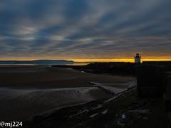 Burry Port Sunset (dudutrois) Tags: burryport sunset