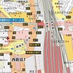 地図検索ウェブサイトの写真