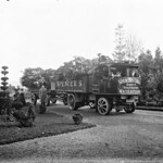 Lorry in Glenville. : commissioned by W. Power & Son, O'Connell Street, Waterford thumbnail