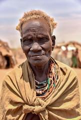 Grandmother (Rod Waddington) Tags: africa african afrique afrika äthiopien ethiopia ethiopian ethnic etiopia ethnicity ethiopie etiopian omovalley outdoor omo omoriver dassanech tribe traditional tribal culture cultural grandmother elder village beads portrait people