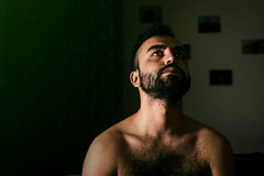 hope (self portrait) (aleporcu91) Tags: portrait hope self autoritratto speranza