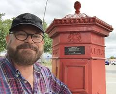 IMG_0471 (markgeneva) Tags: pahiatua postbox newzealand nz neuseeland nouvellezélande hawkesbay