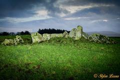 Knockergrana Court tomb, County Donegal (Salmix_ie) Tags: court tomb knockergrana culdaff county donegal ireland bocan pagan druid megaltic stones burial chambers ritual holy sacred nikon nikkor d500 january 2019 evening