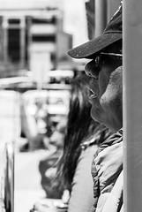 Atento (EliasIbanez) Tags: art street foto photo arte people streetphotography blackandwhite travel blancoynegro lapaz bolivia