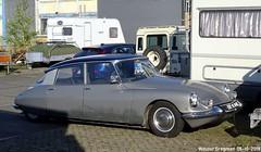 Citroën ID 19B 1966 (XBXG) Tags: de8044 citroën id 19b 1966 citroënid id19 ds citroënds déesse snoek strijkijzer tiburón ambachtstraat weesp nederland holland netherlands paysbas vintage old classic french car auto automobile voiture ancienne française vehicle outdoor