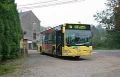 755105 744 (brossel 8260) Tags: belgique bus prives tec liege verviers