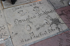 "Douglas Fairbanks' Handprints at the TCL Chinese Theatre • <a style=""font-size:0.8em;"" href=""http://www.flickr.com/photos/28558260@N04/31932123348/"" target=""_blank"">View on Flickr</a>"