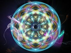 Mandala 218 (karl_eschenbach) Tags: buddha mandala spirituality digitalart apophysis photoshop abstract