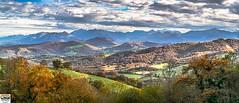 Depuis Esquiule (https://pays-basque-et-bearn.pagexl.com/) Tags: 64 aquitaine colinebuch esquiule france lasoule pyrénées lecambillou montagne paysbasque paysage pointdevue pyrénéesatlantiques hdr