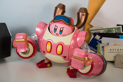 DSC_7624 (Quantum Stalker) Tags: nendoroid nintendo good smile company max factory hal kirby pink rotund robobot armour deluxe big chunky mechanical suit
