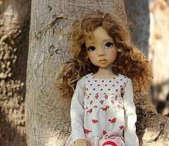 Hope by Kaye Wiggs (dambuster01) Tags: kayewiggs hope sunkissedhope sewingbysharoninspain sewing artistdoll msd resin jointed doll autumnsunshine limitededition