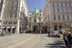 St Peters Church (rschnaible) Tags: vienna austria europe outdoor sightseeing building architecture streetphotography st church peters