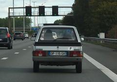1987 Citroën Visa 17 RD (rvandermaar) Tags: 1987 citroën visa 17 rd citroënvisa citroen citroenvisa