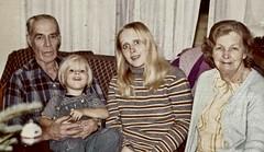 bestamor, bestafar,& me, my aunt Janet & Bestamor (faun_haert) Tags: family kallevig janet