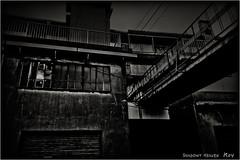 Connecting Corridor... (SHADOWY HEAVEN) Tags: 北海道 hokkaido 日本 ファインダー越しの私の世界 写真好きな人と繋がりたい 写真撮ってる人と繋がりたい 写真の奏でる私の世界 写真で伝えたい私の世界 coregraphy japan tokyocameraclub igers igersjp phosjapan picsjp モノクロ モノクローム モノクロ写真 白黒写真 bnwlife bnwdemand igersbnw noirshots monochrome mono monotone blackandwhite bw bnw blackwhite noiretblanc japaninbw blackwhitephotos dark abandoned decay forgotten 1607247ha0118