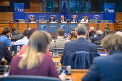 EPP Political Assembly, 4-5 February 2019 (More pictures and videos: connect@epp.eu) Tags: green epp political assembly european parliament elections 4 5 february 2019 peoples party antonio lópez istúriz secretary general joseph daul president kinga gal fidesz esther delange cda david mcallister cdu
