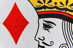 3/52 Macro (Suggsy69) Tags: nikon d7200 closeup macro card playingcard kingofdiamonds 352 52weekproject week32019 startingtuesdayjanuary152019 52weeksthe2019edition