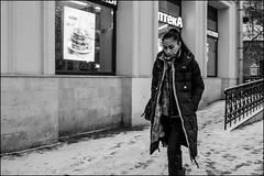 17dra0442 (dmitryzhkov) Tags: urban city everyday public place outdoor life human social stranger documentary photojournalism candid street dmitryryzhkov moscow russia streetphotography people man mankind humanity bw blackandwhite monochrome