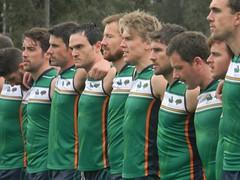 Warriors at IC14 (Australian Embassy Ireland) Tags: afl football aussie rules