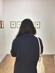 A l'exposition (regard graphiste) Tags: mulhouse lafilature lieuxdart exposition