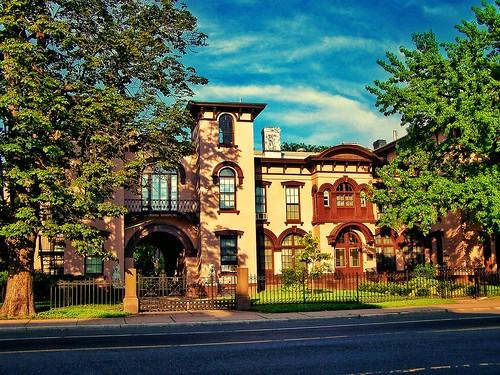 Hartford Connecticut  - Armsmear - Samuel Colt Home
