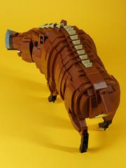wild_boar_02 (kaba_and_son) Tags: 干支 レゴ lego boar 猪 いのしし イノシシ