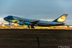 [ORY] Air-Force One  VC-25A B747-2G4B _ 92-9000 TakeOff Paris-Orly (thibou1) Tags: aircraft airplane thibou1 nikon spotting airforceone b747 usaf usa presidentdonaldtrump tamron sigma boeing vc25a orly ory lfpo takeoff thierrybourgain d810 november11thcommemorations 929000 29000