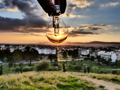 Capture energy (johnagelo88) Tags: bulb sunset athens lumix captureenergy panasonic leica1260f28