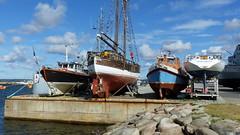 Estonian Maritime Museum (Kalamaja, Tallinn, 20180813) (RainoL) Tags: crainolampinen 2018 201808 august boat eesti estonia fz200 geo:lat=5945278502 geo:lon=2473482238 geotagged harjumaa kalamaja ship summer tallinn vessel viro est
