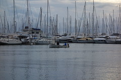 DSC01965 Palma, Mallorca (Fernando Sa Rapita) Tags: palma mallorca bahia bay puerto harbor port seascape paisaje boats barcos sea mar sony sonyrx100 sonydscrx100