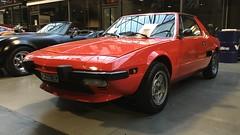 Fiat X1/9 1300 Bertone | 1974 (Transaxle (alias Toprope)) Tags: 50favs 50faves 50v5f rmr rearmidship midship midshiprunabouts centralengine motorecentrale fiat bertone x19 midengine marcello gandini marcellogandini