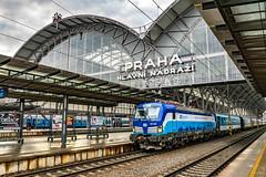 20171222-DSC_0614 (Jim Templeton) Tags: railways trains czechrepublic prague praha českédráhy siemens vectron