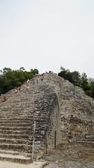 2017-12-07_12-27-13_ILCE-6500_DSC03032 (Miguel Discart (Photos Vrac)) Tags: 2017 24mm archaeological archaeologicalsite archeologiquemaya coba e1670mmf4zaoss focallength24mm focallengthin35mmformat24mm holiday ilce6500 iso100 maya mexico mexique sony sonyilce6500 sonyilce6500e1670mmf4zaoss travel vacances voyage yucatecmayaarchaeologicalsite yucateque