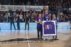 Homenaje récord partidos Urko Otegui (Foto Sara Sánchez) (4) (Baloncesto FEB) Tags: leboro palencia chocolatestrapapalencia homenaje urkootegui récord partidos