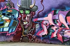 Graffiti at Digbeth, Birmingham. (Manoo Mistry) Tags: graffiti mural painting artwork spraypaint digbeth deritend birmingham birminghampostandmail englanduk nikon nikond5500 tamron tamron18270mmzoomlens